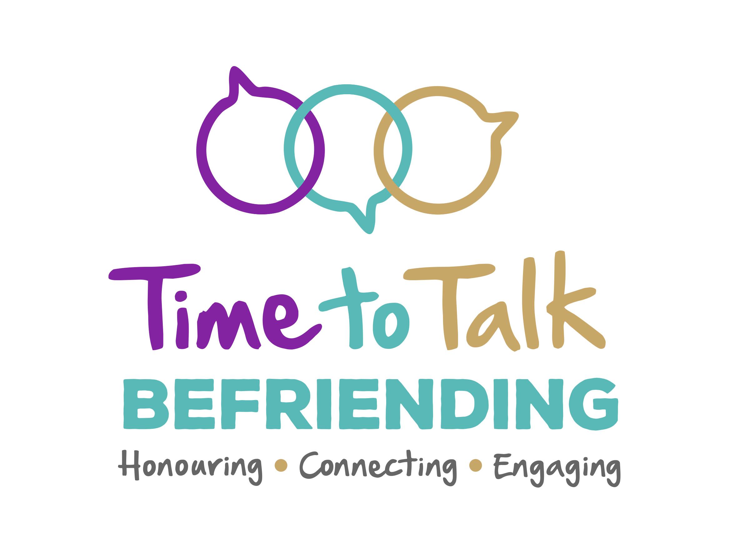 Time To Talk Befriending